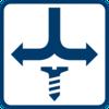 正反轉功能 適用於鎖入和移除螺絲