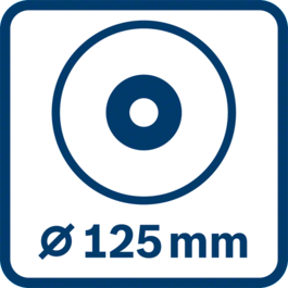 磨/切片直徑125 mm