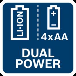 雙電力來源