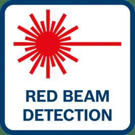 紅色光束偵測
