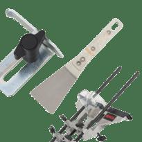 適用於路達機、刨刀和刮刀