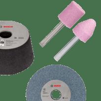 杯輪、研磨輪和安裝點