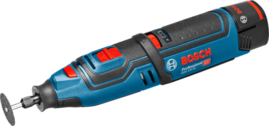L-BOXX內含1顆2.0 Ah鋰離子電池、配件組合