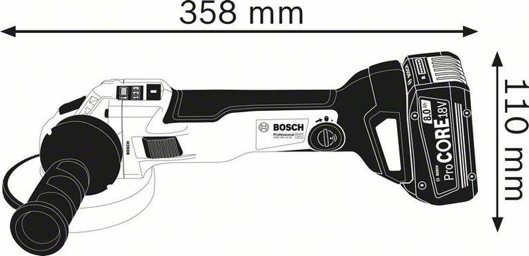GWS 18V-10 SC